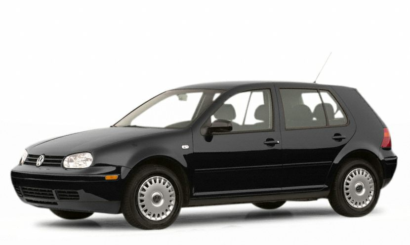 2001 Volkswagen Golf GLS TDI Hatchback for sale in Knoxville for $3,990 with 280,510 miles