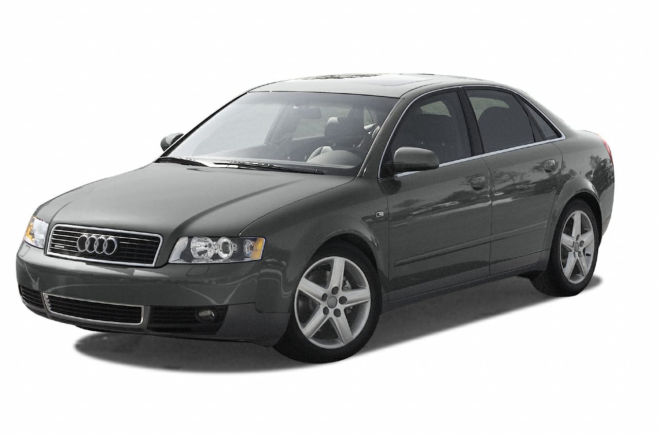 2002 Audi A4 1.8T Quattro Sedan for sale in Fredericksburg for $4,989 with 99,575 miles