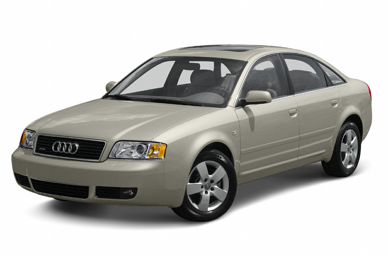 2002 Audi A6 2.7T Quattro Sedan for sale in Albuquerque for $6,999 with 122,079 miles.