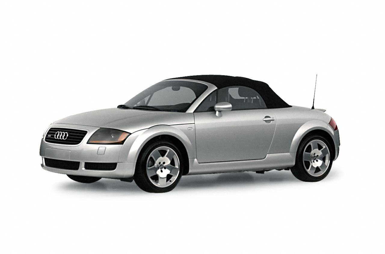 2002 Audi TT Roadster Quattro Convertible for sale in Arlington for $9,950 with 82,342 miles.