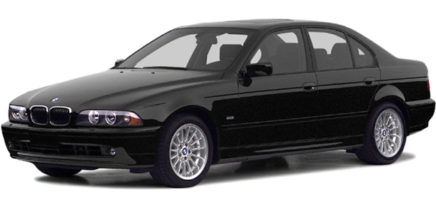 2002 BMW 540