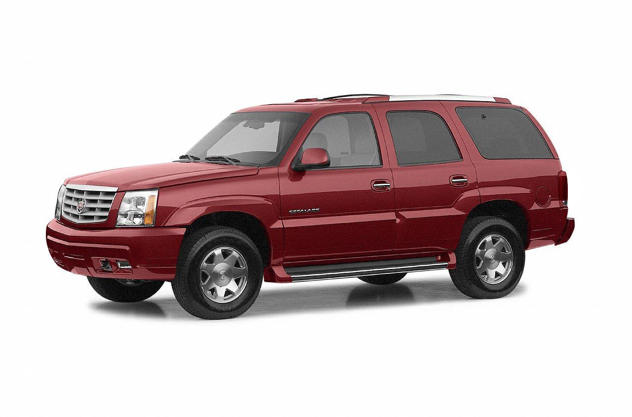 2002 Cadillac Escalade Reviews Specs And Prices Cars Com