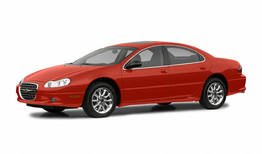2002 Chrysler Concorde Limited Sedan for sale in Fairbanks for $4,194 with 95,127 miles.