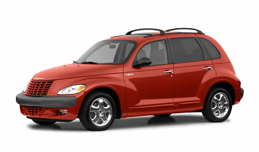 2002 Chrysler PT Cruiser Limited Wagon for sale in Canoga Park for $5,995 with 126,969 miles