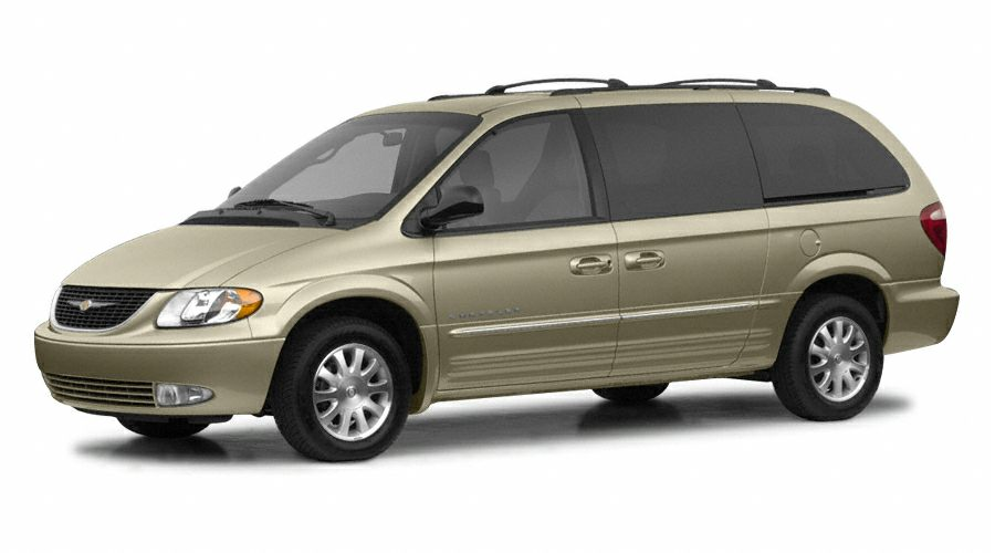 2002 Chrysler Town & Country LX Minivan for sale in Memphis for $0 with 165,610 miles