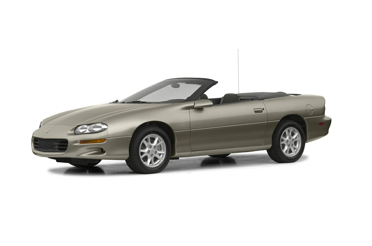 2002 Chevrolet Camaro Convertible for sale in Columbus for $2,995 with 103,985 miles.