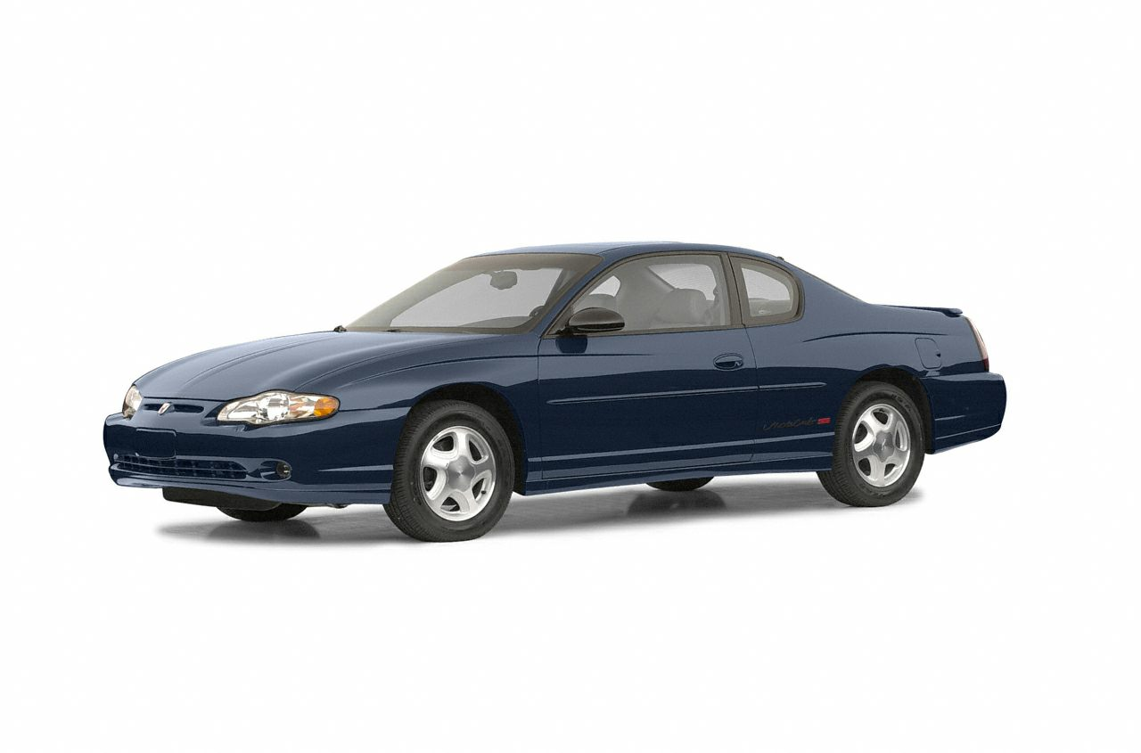 2002 Chevrolet Monte Carlo SS Coupe for sale in Somerset for $0 with 199,366 miles