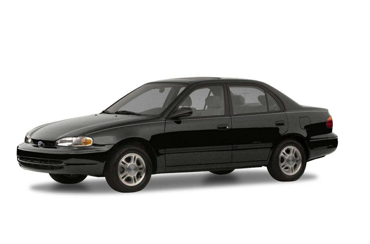 2002 Chevrolet Prizm Reviews Specs And Prices Cars Com