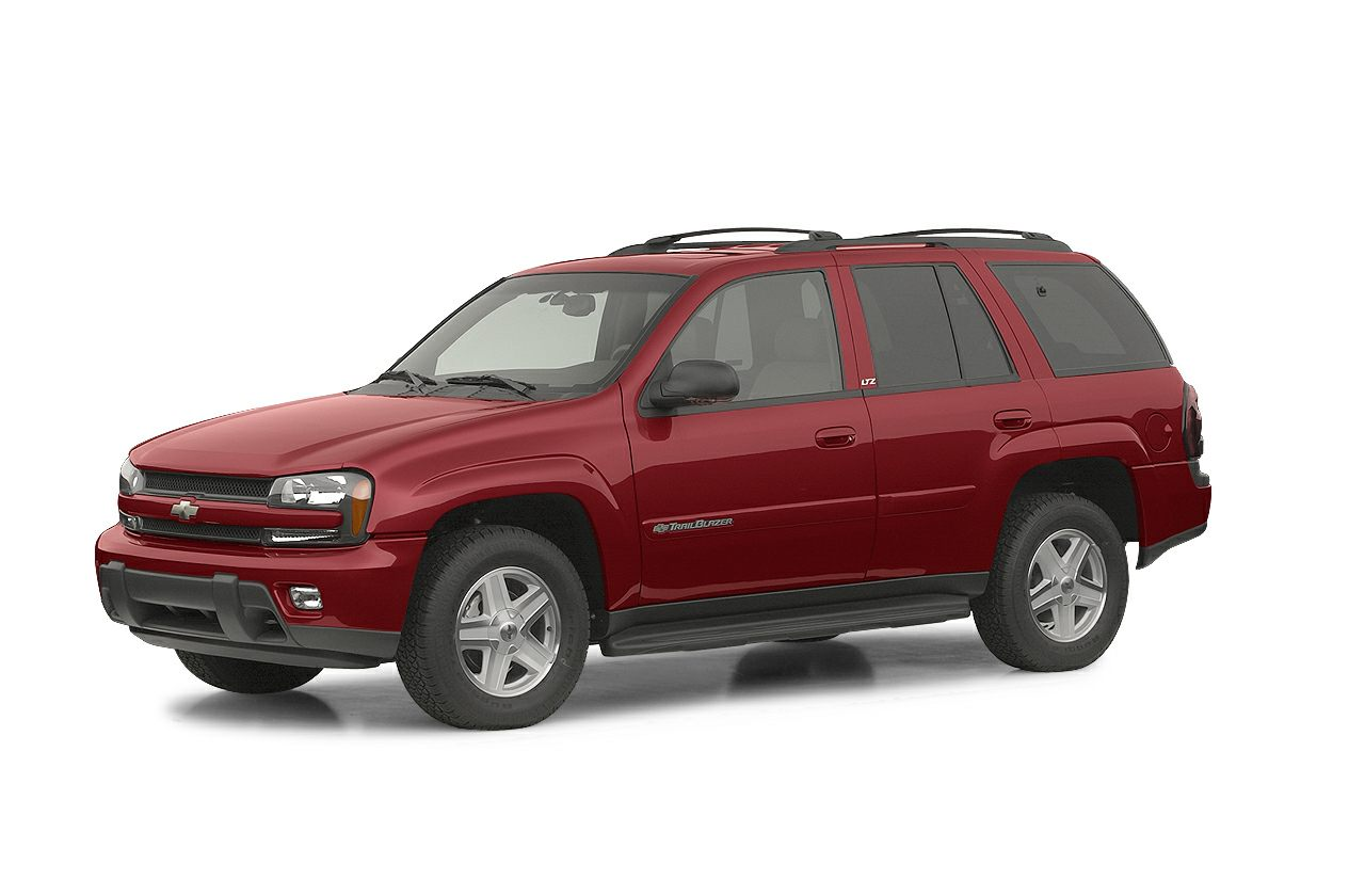 2002 Chevrolet TrailBlazer LT SUV for sale in Danielson for $6,800 with 139,009 miles.