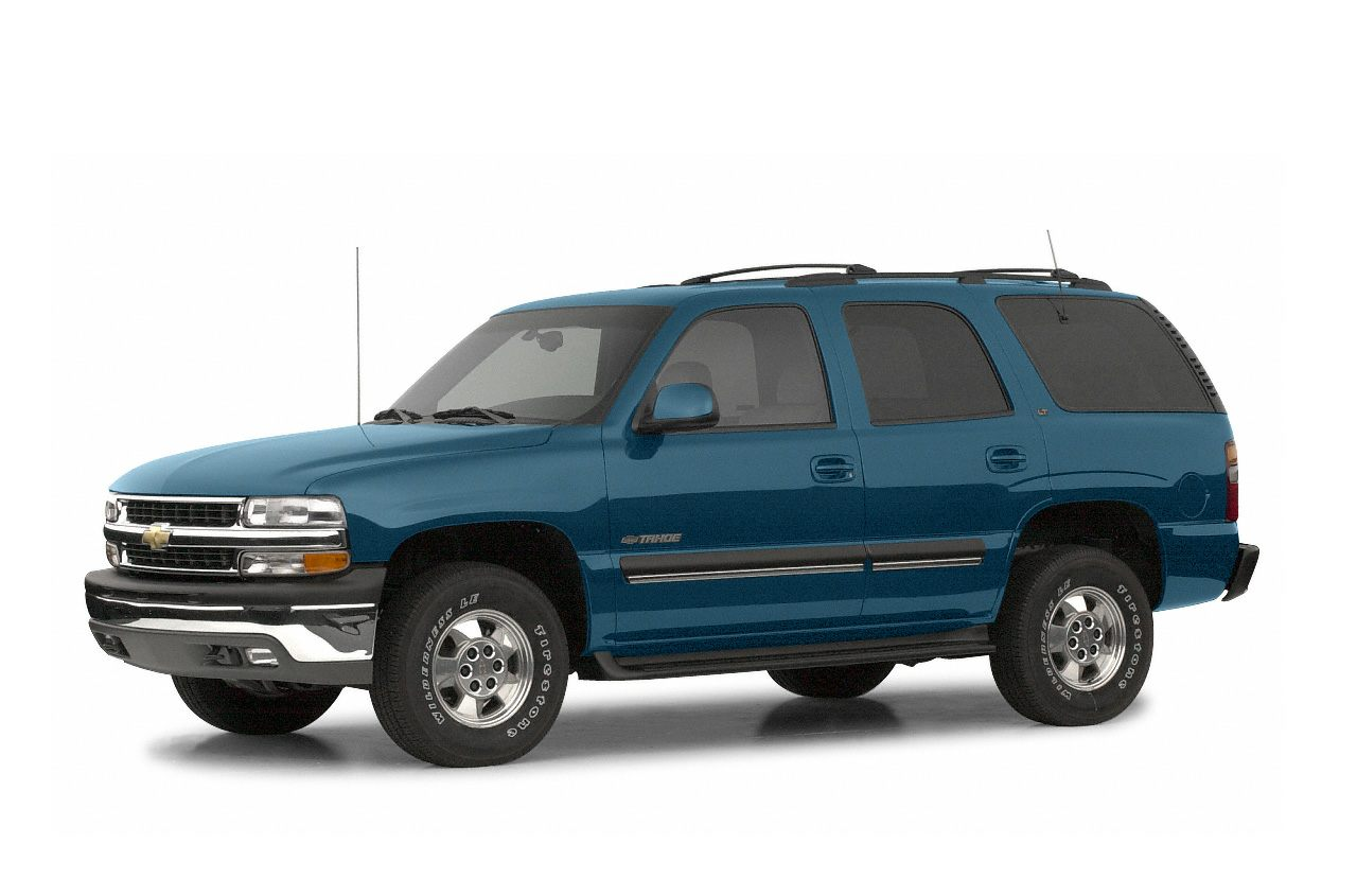 2002 Chevrolet Tahoe Reviews, Specs and Prices | Cars.com