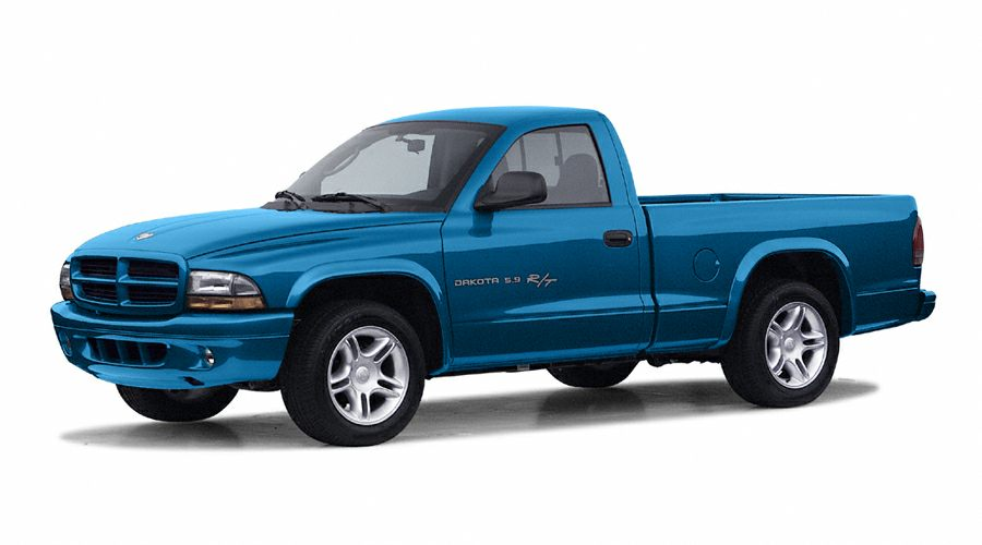 2002 Dodge Dakota SLT Regular Cab Pickup for sale in Augusta for $8,900 with 55,586 miles