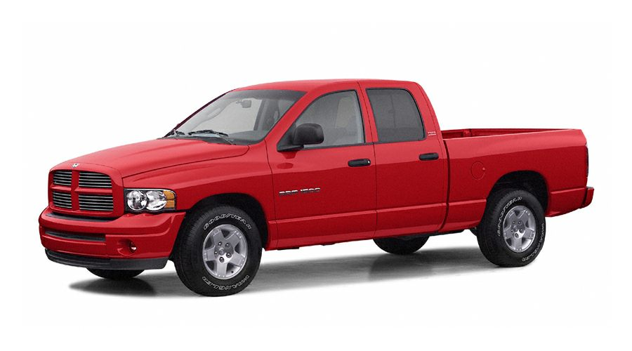 2002 Dodge Ram 1500 SLT Quad Cab Crew Cab Pickup for sale in Detroit for $6,995 with 173,121 miles
