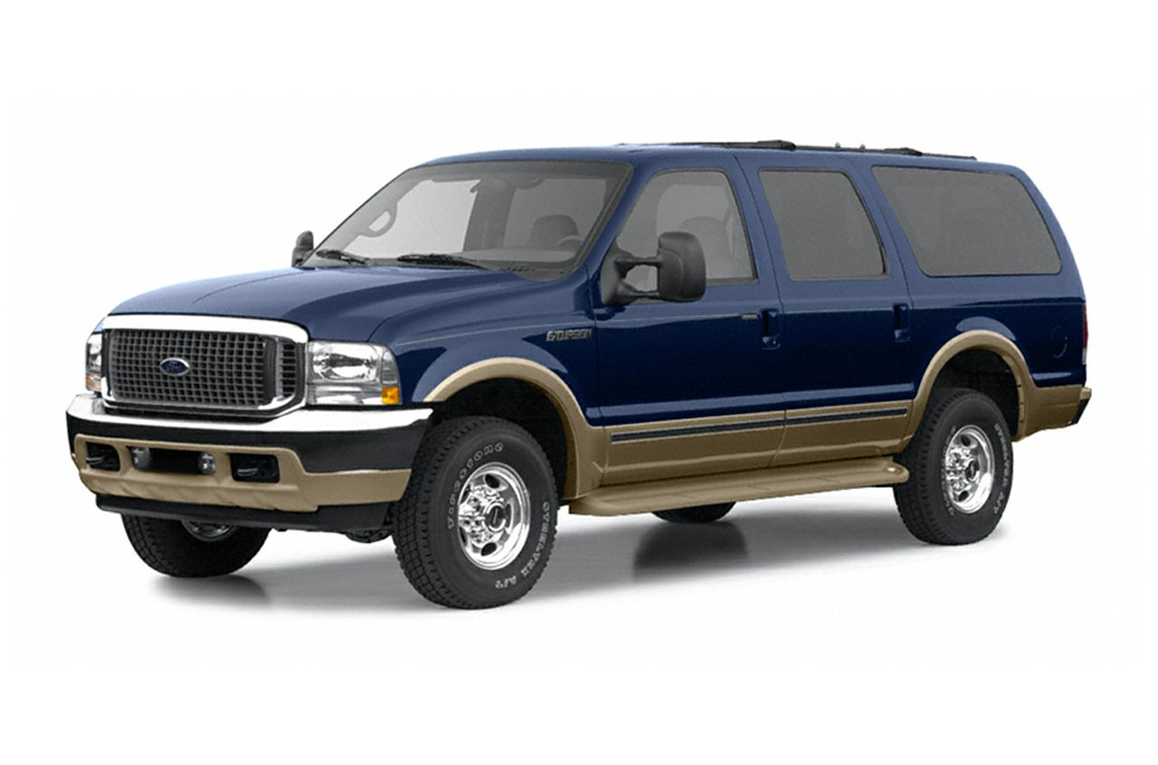 2002 Ford Excursion XLT SUV for sale in Pueblo for $0 with 144,361 miles