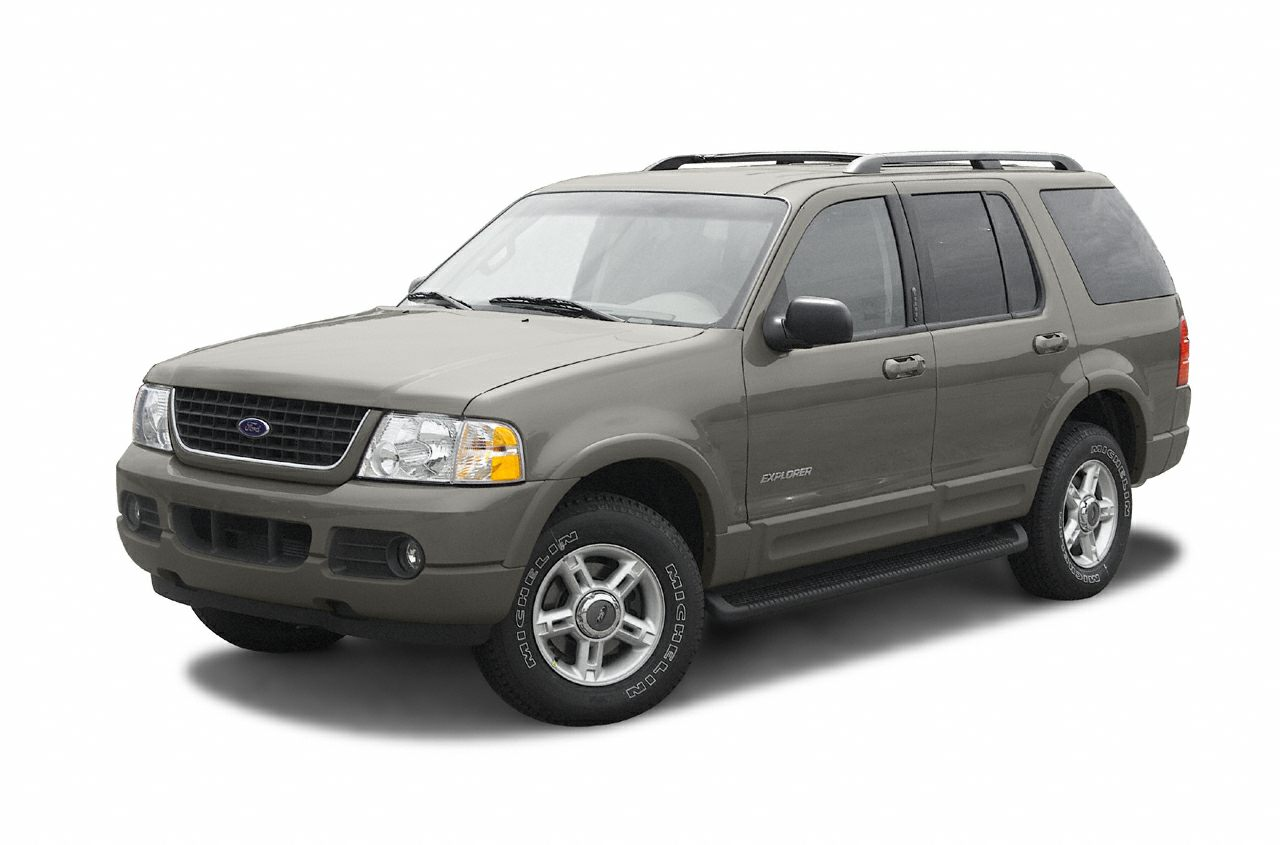 2002 Ford Explorer XLT SUV for sale in Chicago for $1,990 with 168,901 miles