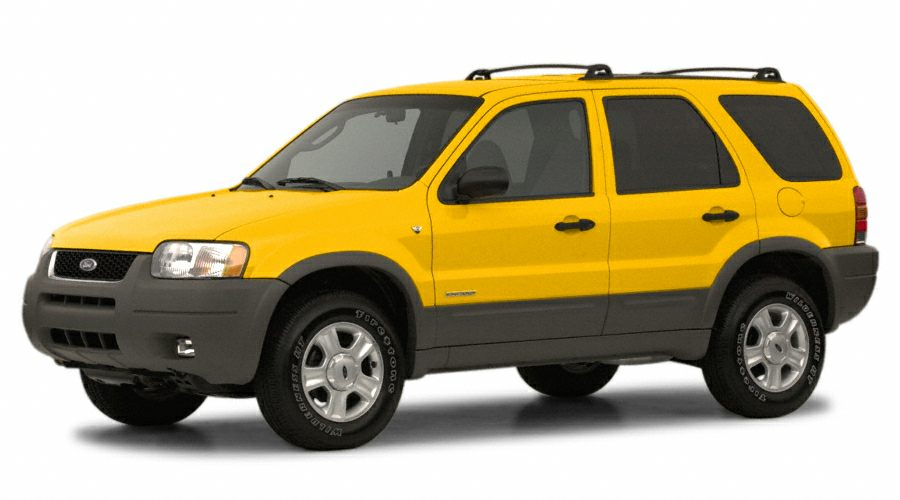 2002 Ford Escape XLT SUV for sale in Homer City for $4,900 with 139,635 miles