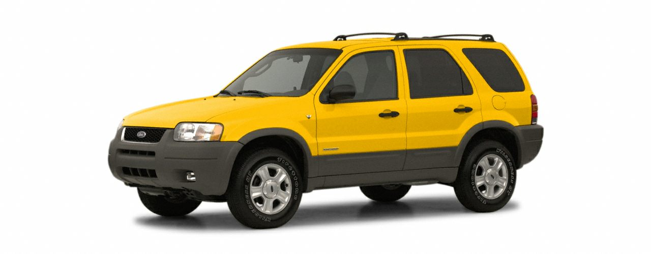 2002 Ford Escape Reviews Specs And Prices Cars Com