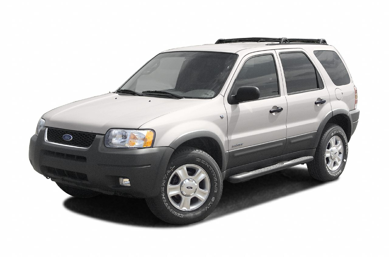 2002 Ford Escape Specs Pictures Trims Colors Cars Com