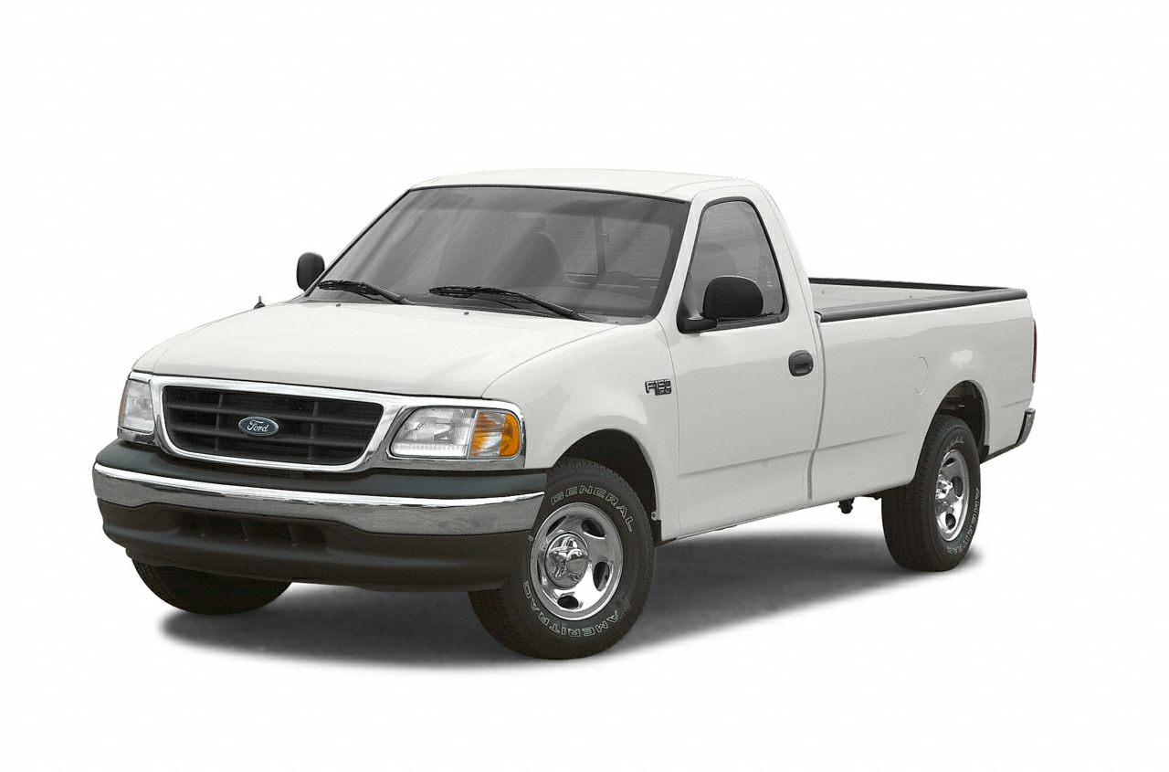 2002 Ford F150 XL Extended Cab Pickup for sale in Johnson City for $4,677 with 184,448 miles.