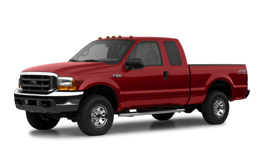 2002 Ford F250 Reviews Specs And Prices Cars Com