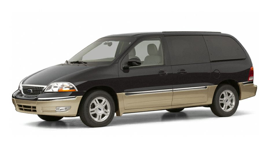 2002 Ford Windstar SEL Minivan for sale in Hickory for $0 with 200,418 miles