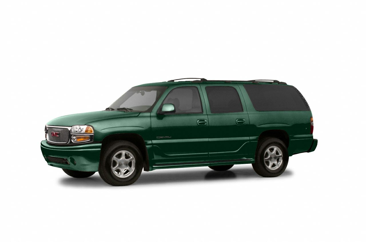 2002 GMC Yukon XL Denali SUV for sale in Denver for $9,888 with 111,840 miles.