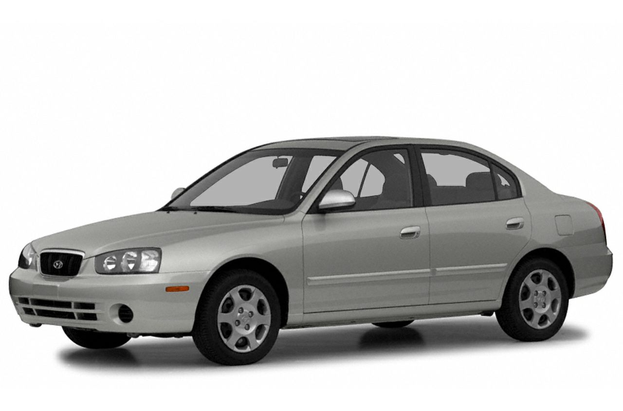 2002 Hyundai Elantra GLS Sedan for sale in Lafayette for $7,995 with 130,653 miles