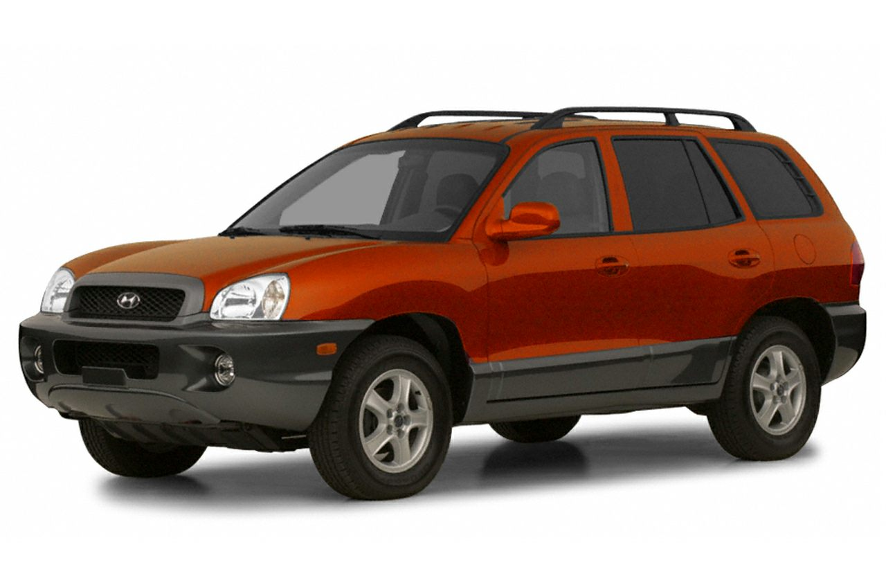 2002 Hyundai Santa Fe GLS SUV for sale in Tampa for $2,995 with 195,421 miles