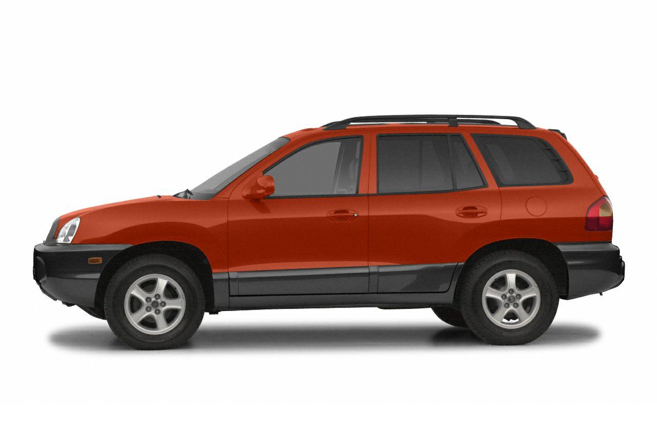 2002 Hyundai Santa Fe Reviews Specs And Prices Cars Com