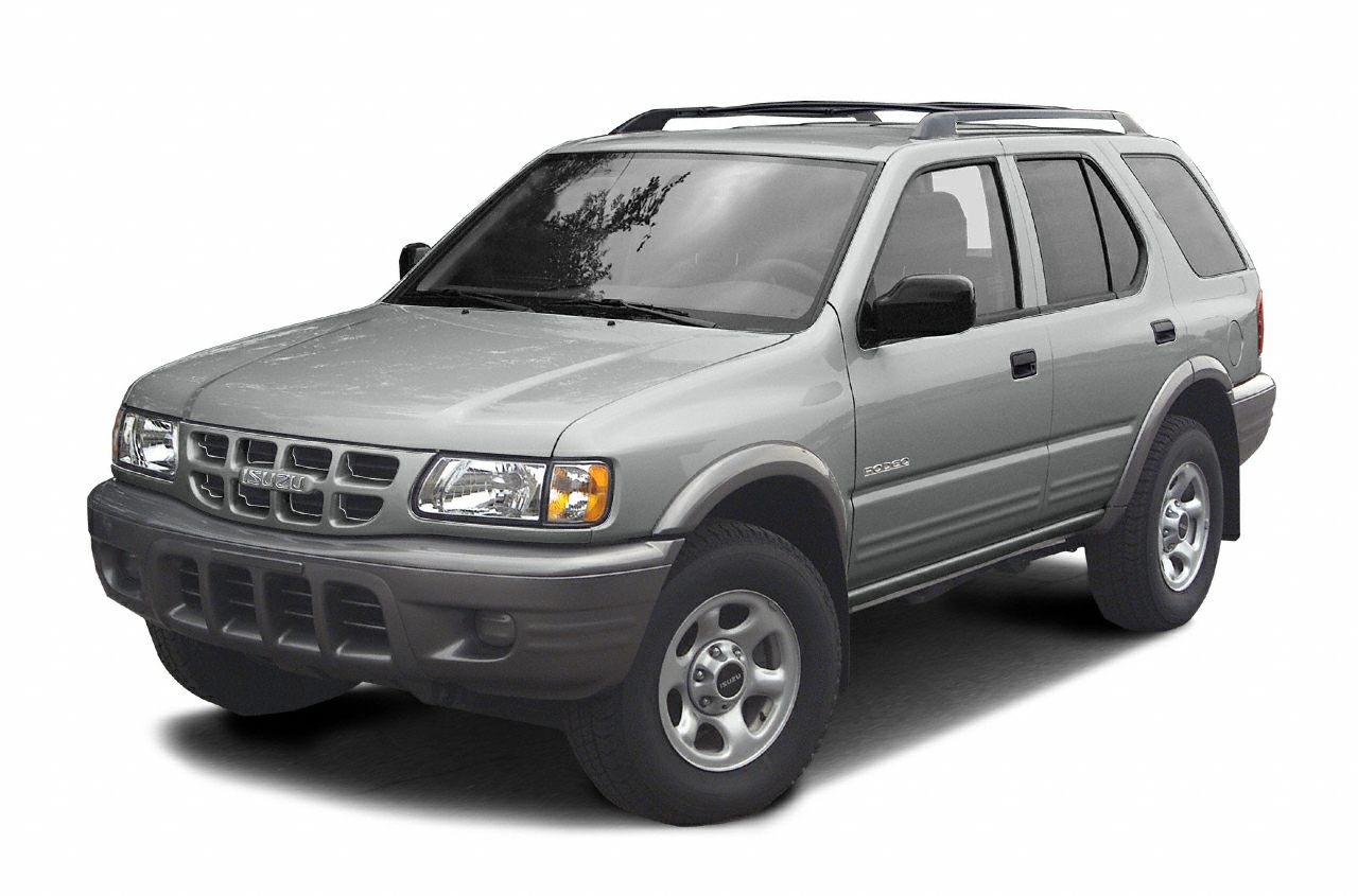 2002 Isuzu Rodeo LS SUV for sale in San Antonio for $3,999 with 159,653 miles.