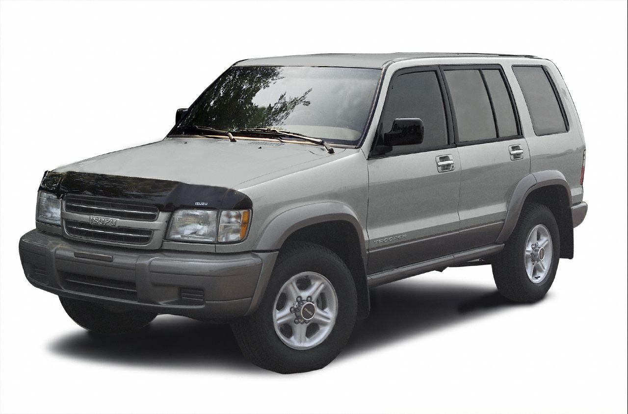2002 Isuzu Trooper S SUV for sale in Jacksonville for $3,500 with 201,543 miles.