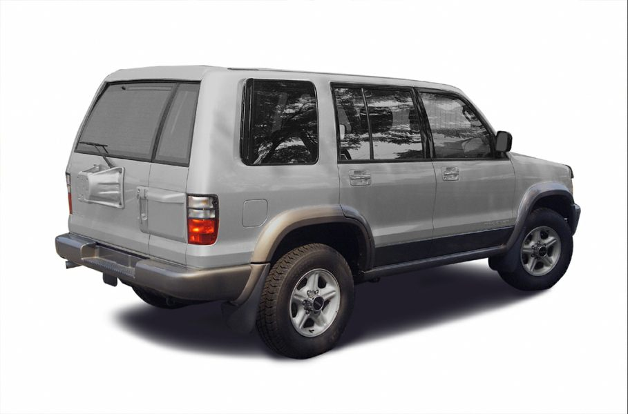 2002 isuzu trooper reviews specs and prices. Black Bedroom Furniture Sets. Home Design Ideas
