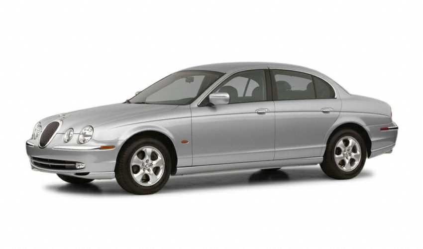 2002 Jaguar S-Type 3.0 Sedan for sale in Dallas for $4,881 with 110,584 miles