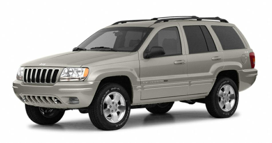 2002 Jeep Grand Cherokee Limited SUV for sale in Kalkaska for $5,900 with 155,602 miles