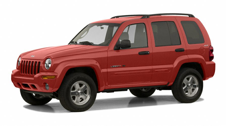 2002 Jeep Liberty Limited SUV for sale in Norcross for $4,999 with 143,343 miles