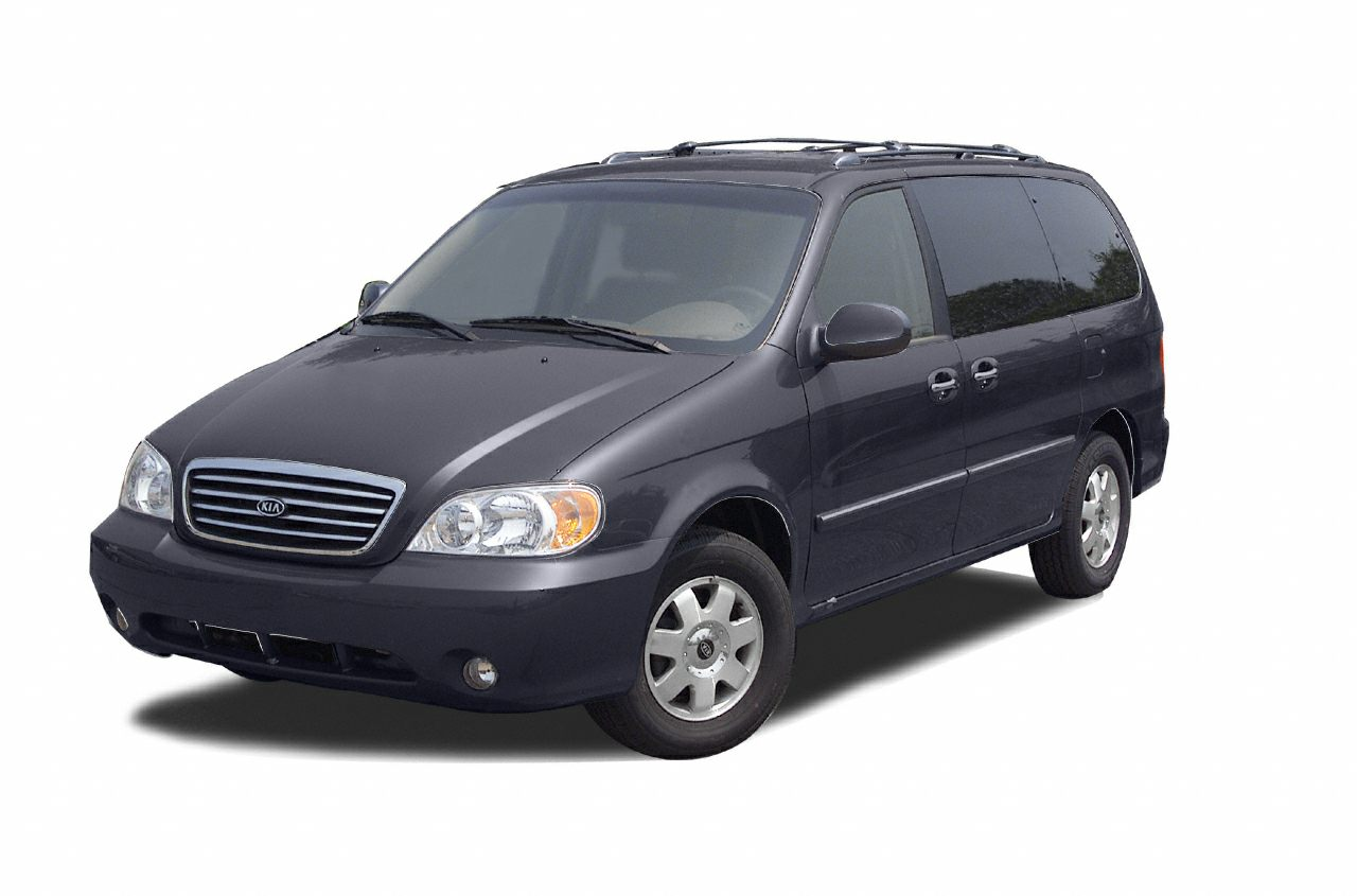 2002 Kia Sedona LX Minivan for sale in Bronx for $0 with 292,558 miles