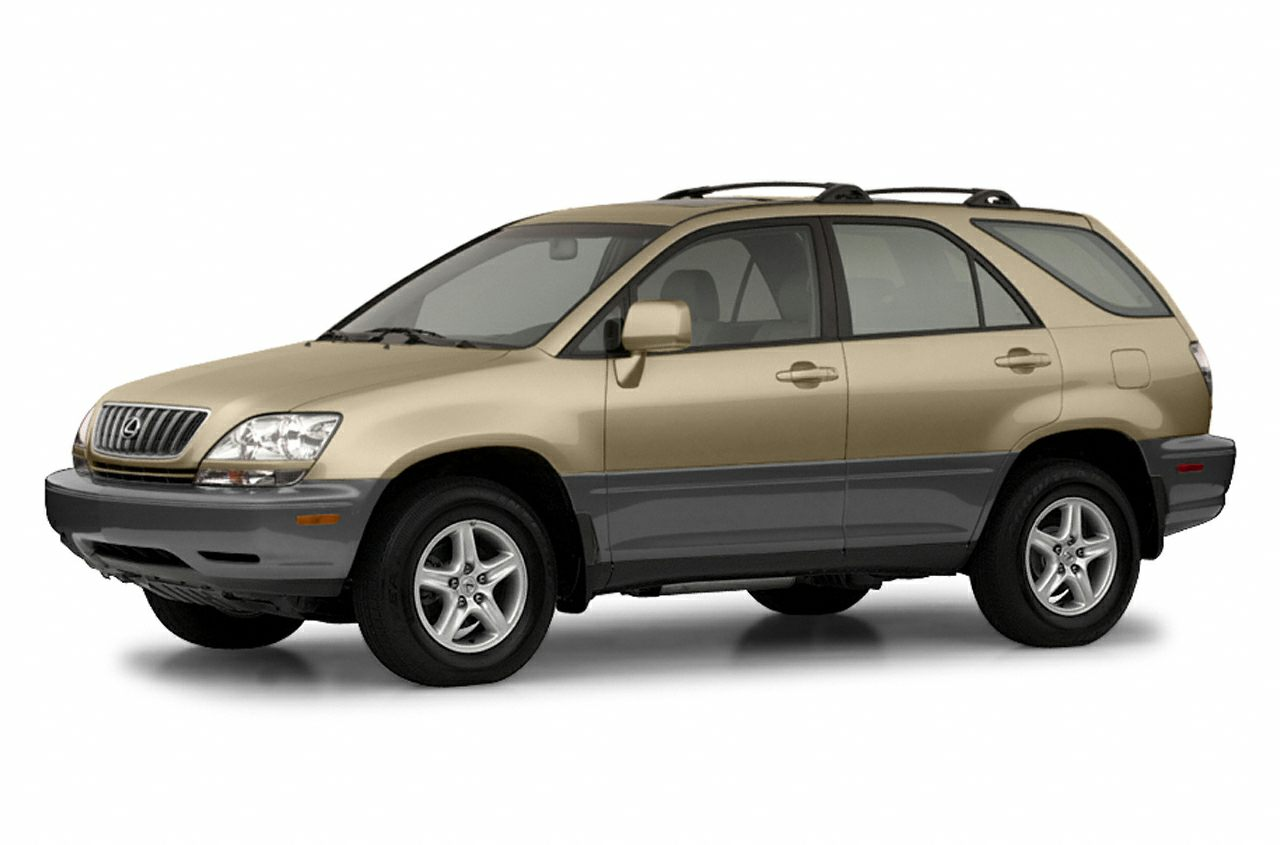 2002 Lexus RX 300 SUV for sale in Tacoma for $9,977 with 159,808 miles.