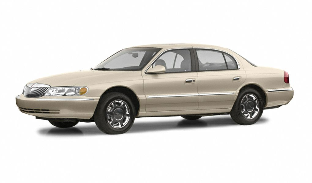 2002 lincoln continental reviews specs and prices. Black Bedroom Furniture Sets. Home Design Ideas