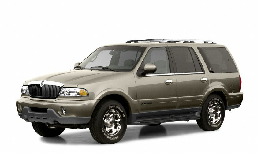 2002 Lincoln Navigator SUV for sale in Sedalia for $0 with 111,205 miles