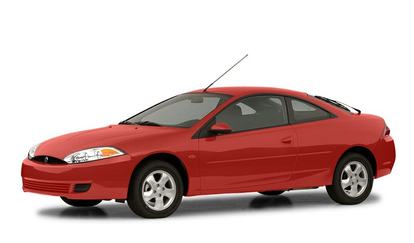 2002 Mercury Cougar Coupe for sale in Hanover for $0 with 122,943 miles
