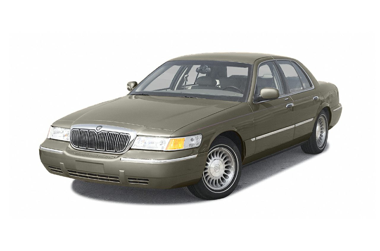2002 Mercury Grand Marquis LS Sedan for sale in Albany for $3,295 with 128,000 miles