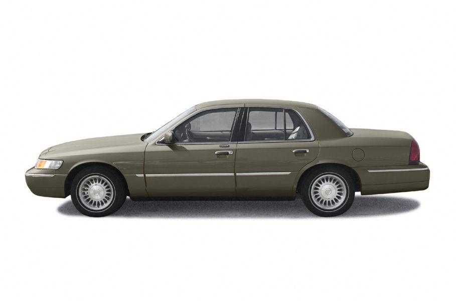 marquis 2002 grand mercury cars