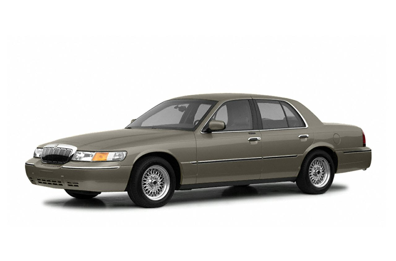 2002 Mercury Grand Marquis GS Sedan for sale in Houston for $0 with 124,891 miles