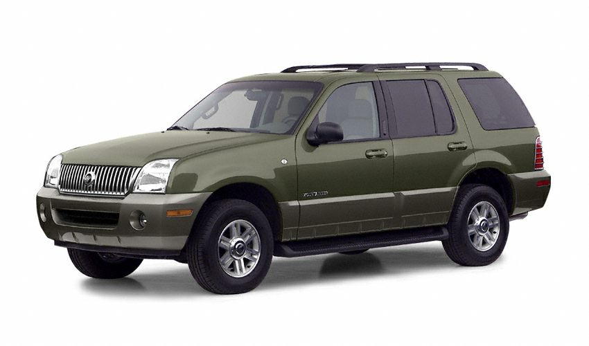 2002 Mercury Mountaineer SUV for sale in High Point for $5,991 with 222,924 miles