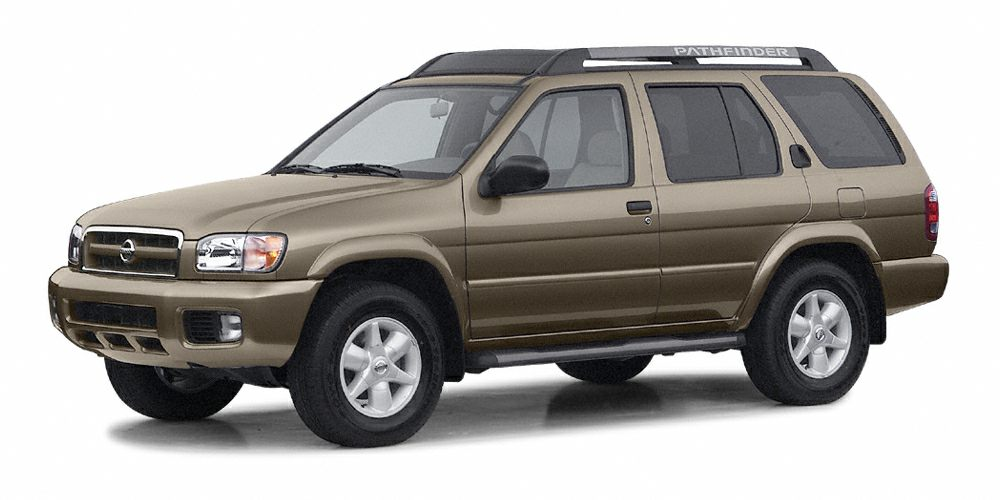 2002 Nissan Pathfinder SE SUV for sale in Hickory for $3,592 with 214,934 miles.