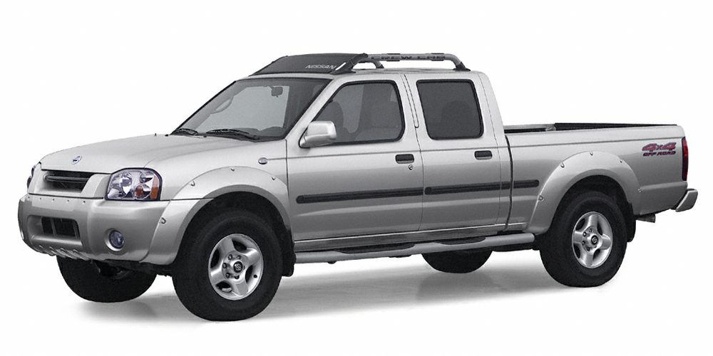 2002 Nissan Frontier XE Crew Cab Crew Cab Pickup for sale in Flagstaff for $13,588 with 58,600 miles
