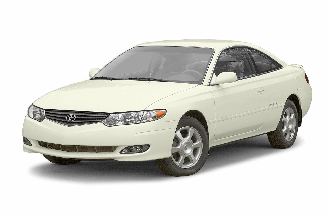 2002 Toyota Camry Solara SE Coupe for sale in Detroit for $0 with 0 miles