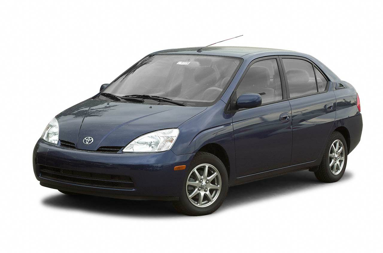 2002 Toyota Prius Sedan for sale in Henrico for $5,995 with 140,081 miles.