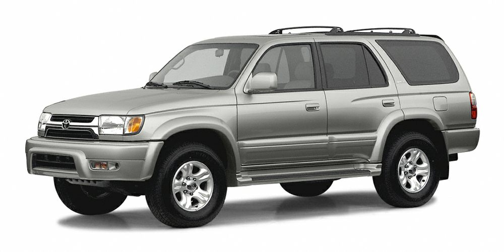 2002 Toyota 4Runner Limited SUV for sale in Pasadena for $9,999 with 107,768 miles