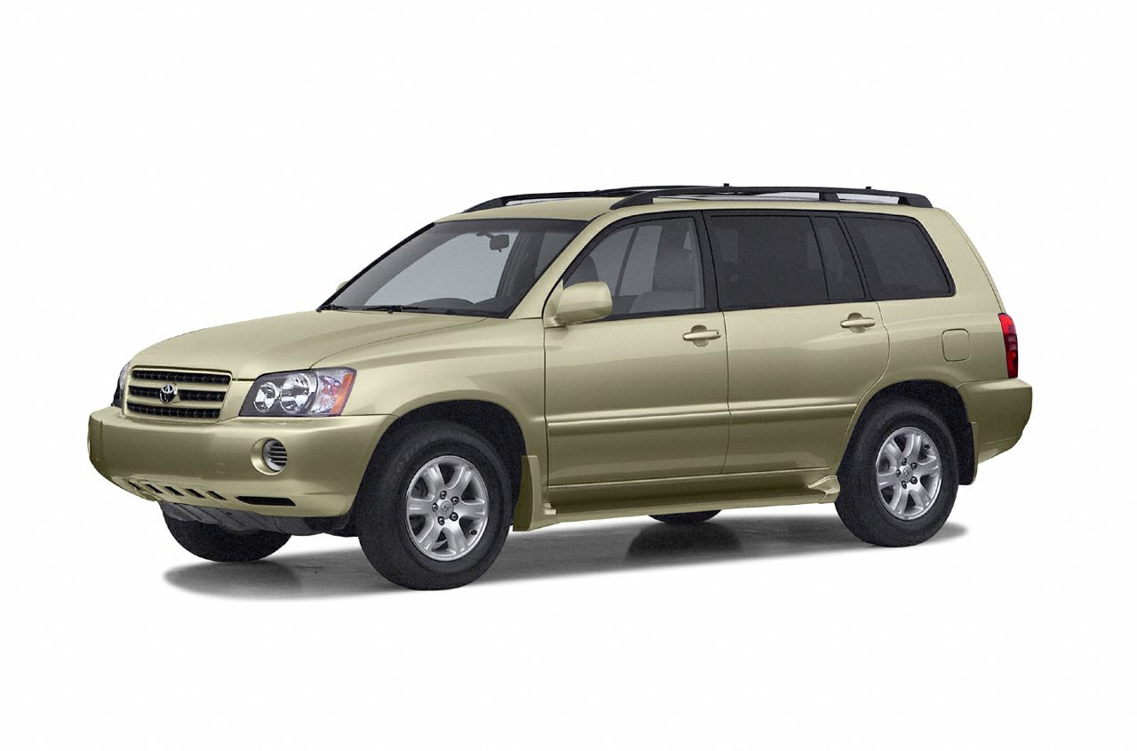 2002 Toyota Highlander Limited SUV for sale in Chantilly for $8,000 with 198,508 miles.
