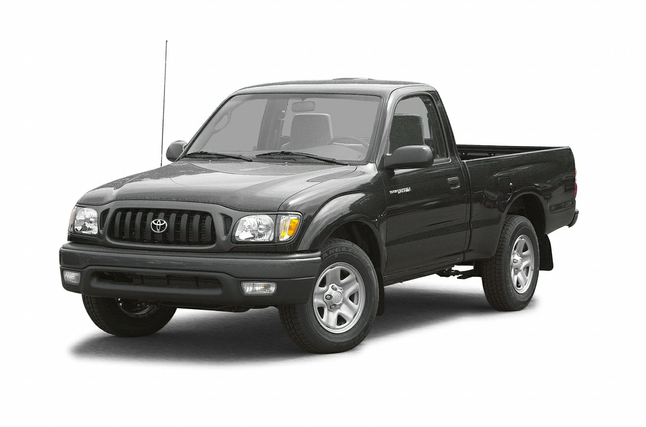 2002 Toyota Tacoma PreRunner Regular Cab Pickup for sale in Fort Myers for $9,995 with 297,107 miles
